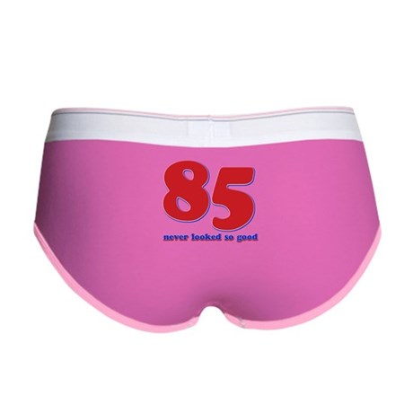 85 years never looked so good Women's Boy Brief