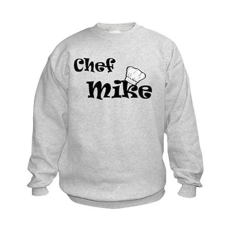 Chef Mike Kids Sweatshirt
