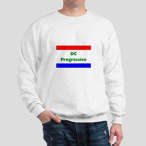 Washington, DC Progressive Sweatshirt