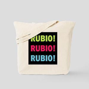 Rubio Rubio Rubio Tote Bag
