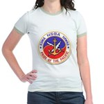 NAVAL SECURITY GROUP ACTIVITY, KUNIA Jr. Ringer T-