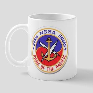 NAVAL SECURITY GROUP ACTIVITY, KUNIA Mug