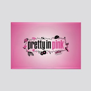 Pretty in Pink Key Art Rectangle Magnet