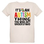 Autism Thing Organic Kids T-Shirt