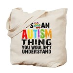 Autism Thing Tote Bag