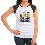 Autism Thing Women's Cap Sleeve T-Shirt