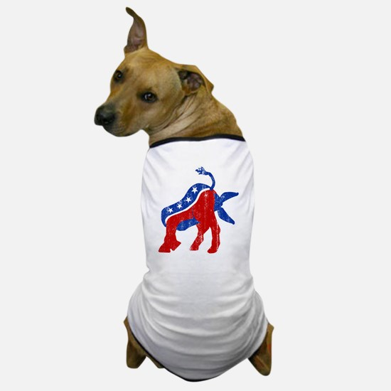 DemocRat Head Plant Dog T-Shirt