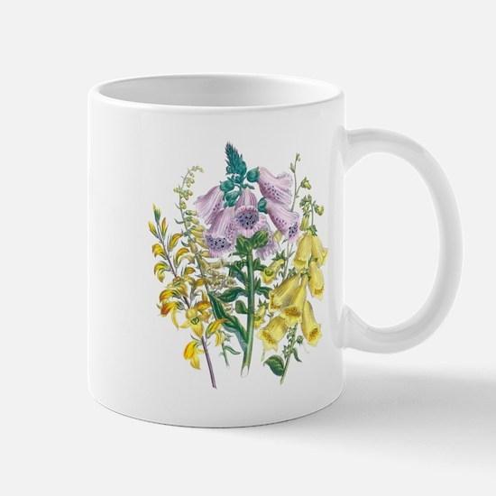 Cute Botanical garden Mug