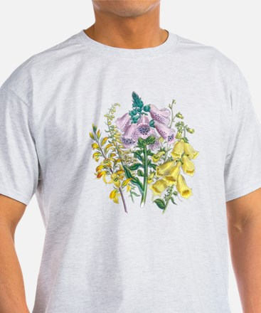 Cute Floral and botanical T-Shirt