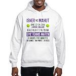 Isner Epic Match Hooded Sweatshirt