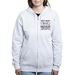 Isner Epic Match Women's Zip Hoodie