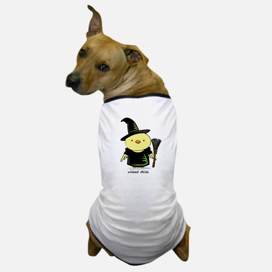 Wicked Chick Dog T-Shirt