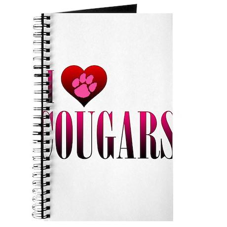 I Heart Cougars Journal