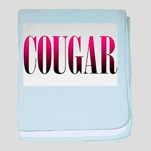 Cougar Infant Blanket