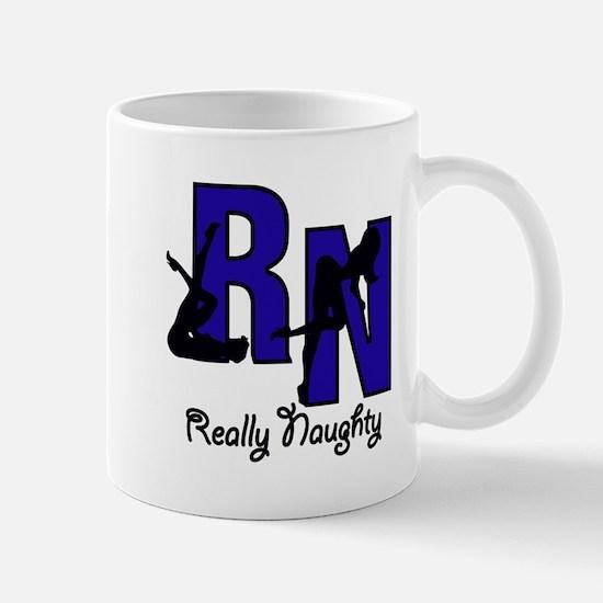 RN Really Naughty copy Mugs