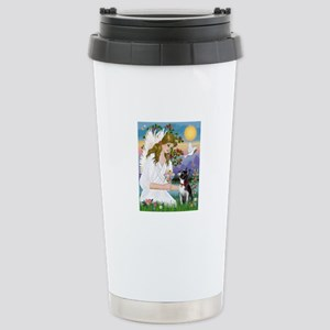 Angel Love / Boston T 3 Stainless Steel Travel Mug