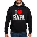 I Love Rafa Hoodie (dark)