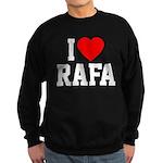 I Love Rafa Sweatshirt (dark)