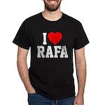 I Love Rafa Dark T-Shirt