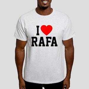 I Love Rafa Light T-Shirt