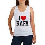 I Love Rafa Women's Tank Top