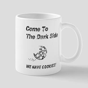 Vintage Come to the Dark Side Mug