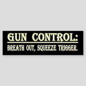 GunControl_Bumperstickers (Bumper)