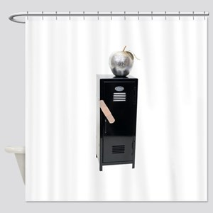 PatchingSchoolItems062709 Shower Curtain