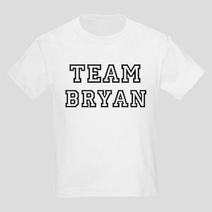 Team Bryan Kids T-Shirt