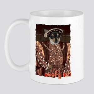 Chihuahua HENRY VIII Mug