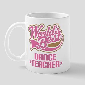 Dance Teacher Mug
