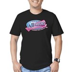Team All Cheers! Men's Fitted T-Shirt (dark)