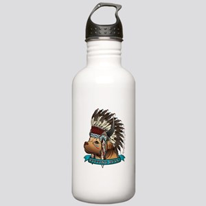 Pitting Bull Stainless Water Bottle 1.0L
