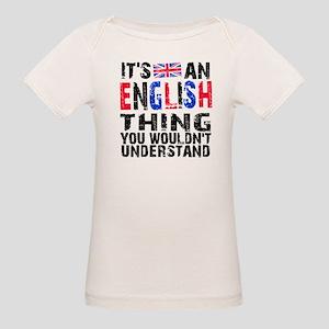 English Thing Organic Baby T-Shirt