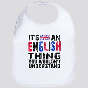 English Thing Bib