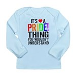 Pride Thing Long Sleeve Infant T-Shirt