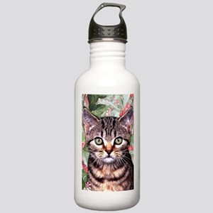 'Holly and Ivy' Stainless Water Bottle 1.0L
