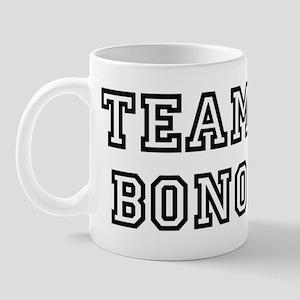 Team Bono Mug