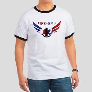 Flying Fire & EMS Ringer T