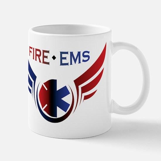 Flying Fire & EMS Mug
