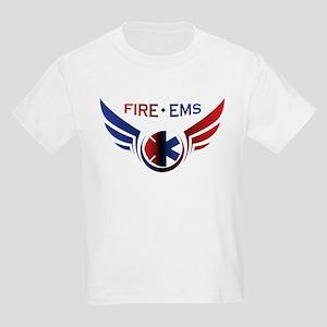 Flying Fire & EMS Kids Light T-Shirt