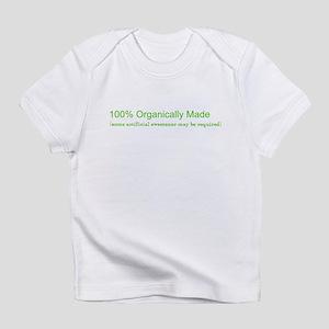 100% Organic Infant T-Shirt