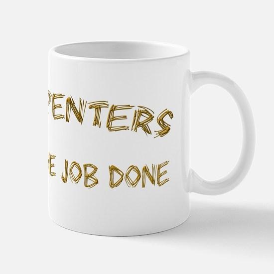 Carpenter Design Mug