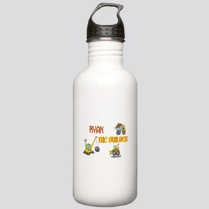 Ryan the Builder Stainless Water Bottle 1.0L
