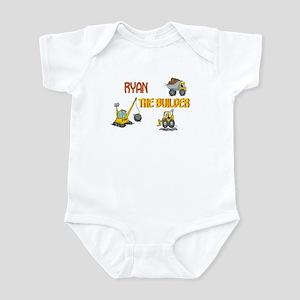 Ryan the Builder Infant Bodysuit