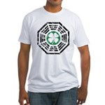 Dharma Lucky Fitted T-Shirt