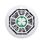 Dharma Lucky Ornament (Round)