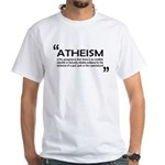 Official AFA White T-Shirt