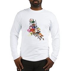 OOTS Attacks! Long Sleeve T-Shirt
