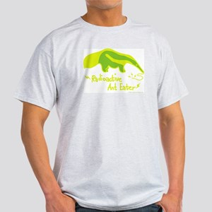 Radioactive Ant Eater! Ash Grey T-Shirt
